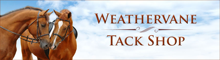 Weathervane Tack Shop is an online equestrian tack store specializing in English horse tack and supplies