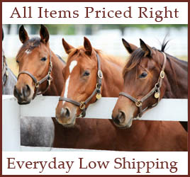 Equestrian apparel, products and accessories are sold at weathervane tack shop
