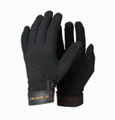 Weathervane Tack carries a full line of Ariat Tek Grip Gloves.