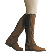 We have priced our Dublin Suede Half Chaps.